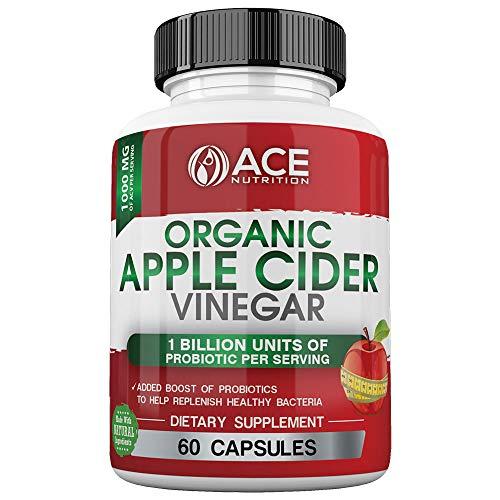 Amazon Ace Apple Cider Vinegar Pills