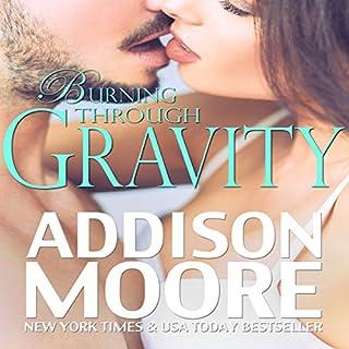 Burning Through Gravity audiobook cover art