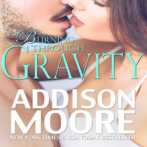 Couverture de Burning Through Gravity