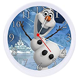 Quartz Frozen Olaf Wall Clock