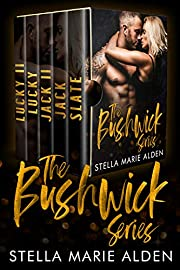 The Bushwick Series: Patten Bodyguards, Books 1 - 6
