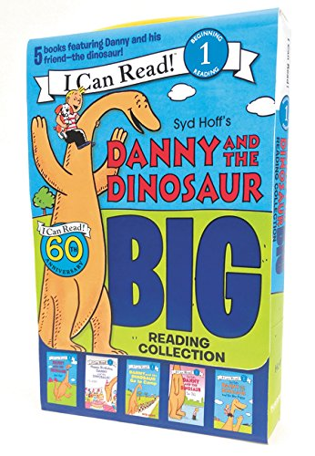 Danny and the Dinosaur: Big Reading Collection: 5 Books Featuring Danny and His Friend the Dinosaur! (I Can Read Level 1)