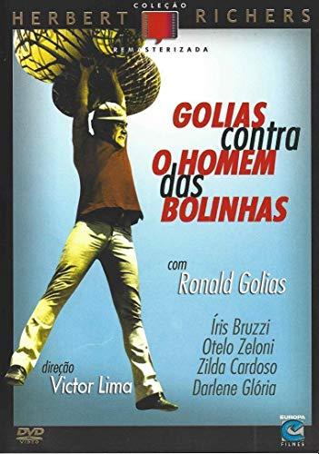 Golias Contra O Homem Das Bolinhas Ronald Golias