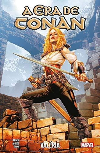 A Era De Conan Vol. 2: Valeria