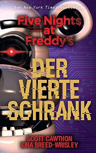 Five Nights at Freddy's: Der vierte Schrank