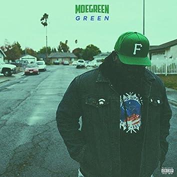 Green - EP