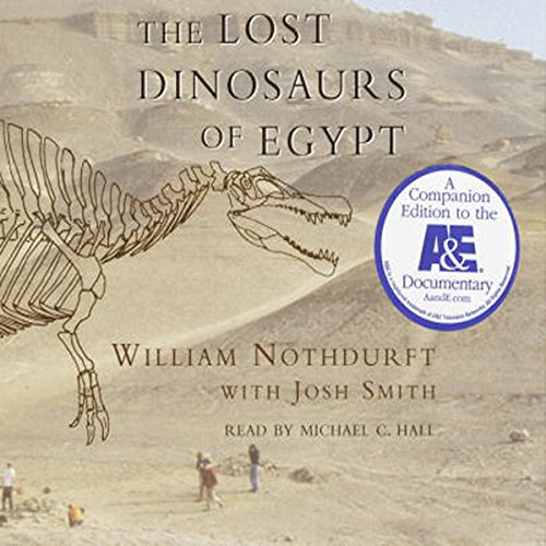 The Lost Dinosaurs of Egypt cover art