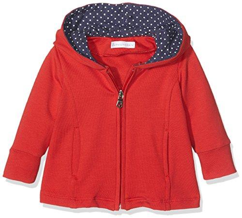 Peuterey kids Baby Sweat-Shirt, Rot (Rot (Rosso 016) 016), 3 Ans Bébé Fille