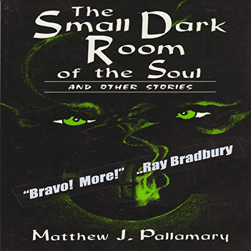 The Small Dark Room of the Soul audiobook cover art