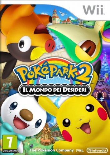 Poképark 2 : Il Mondo Dei Desideri