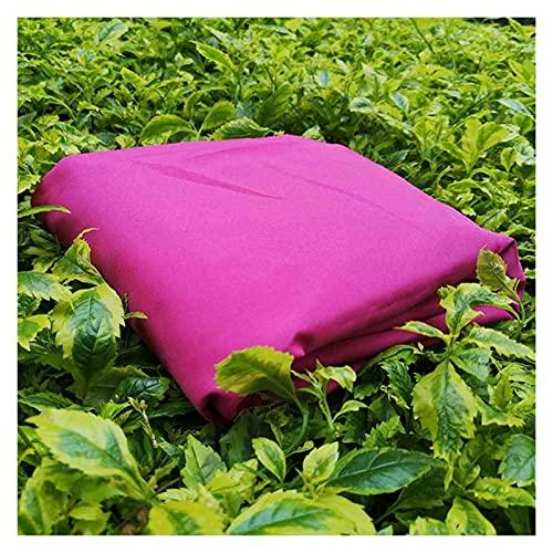 WULIL Vela De Sombra Impermeable, 98% De Bloqueo UV Toldo Protector Solar con Dosel para Patio Y Jardín PES Cuadrado/Rectángulo/Triángulo para Terraza De Pérgola De Patio Trasero