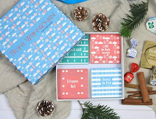 Geldgeschenk Weihnachten PERSONALISIERT - es weihnachtet