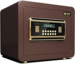 Safes All Steel Anti-Theft Security Safe - Digital 30cm Fireproof & Waterproof Invisible Safe Box Safe Box with Keypad to ...