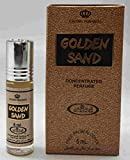 Business Square Musc Perfume Al Rehab Golden Sand 6ml 100% Aceite