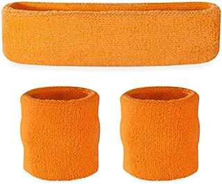Best neon orange headband Reviews