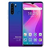 Blackview A80 Pro (2020) Smartphone, 6,49 Zoll Dot...