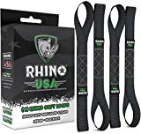 Rhino USA Soft Boucle Moto Sangles d'arrimage