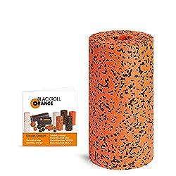 Faszientraining mit Blackroll Orange PRO (Das Original) - DIE Selbstmassagerolle - inkl. Übungs-DVD und Übungs-Poster