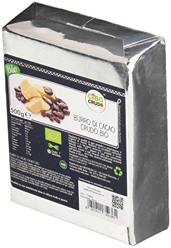 Cibocrudo Burro di Cacao Crudo - 500 gr