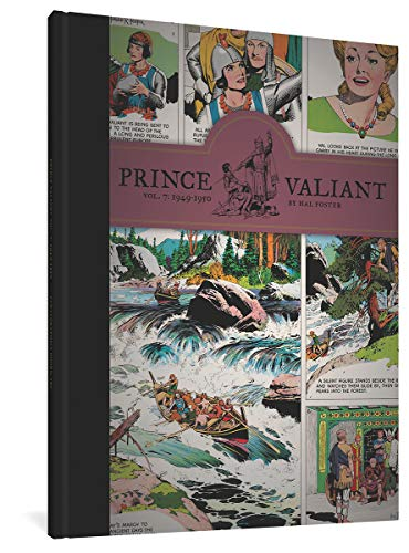 Prince Valiant Volume 7: 1949-1950