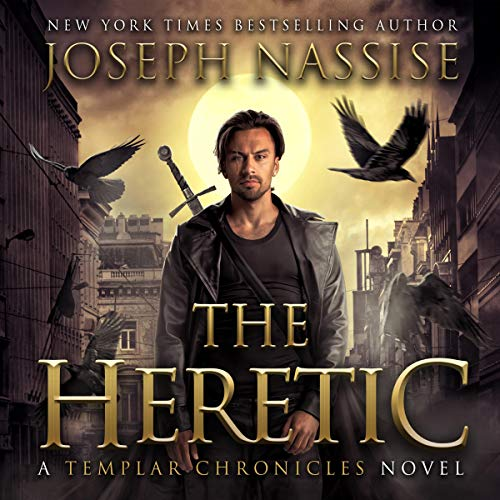 The Heretic: A Templar Chronicles Urban Fantasy Thriller     The Templar Chronicles, Book 1              By:                                                                                                                                 Joseph Nassise                               Narrated by:                                                                                                                                 Jarret Lemaster                      Length: 5 hrs and 59 mins     6 ratings     Overall 3.8