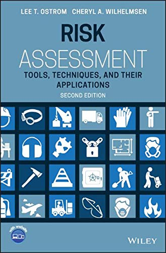 Download Risk Assessment: Tools, Techniques, And Their Applications 