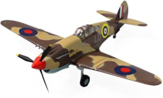 1/72 Scale Fighter Plastic Model, African Battlefield P40B / C Fighter Adult Collectibles And Gifts, 6.2Inch X5.3Inch