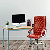 High Living High-Back Executive Office Chair   Desk Chair   Director Chair