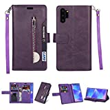 Galaxy Note 10 Plus Wallet Case,FLYEE 10 Card Slots Premium...
