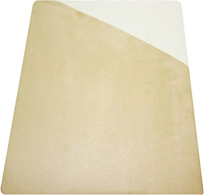 オーシン ベッドカバー ベージュ セミダブル シルキースエード カバーリング ベッド用カバー