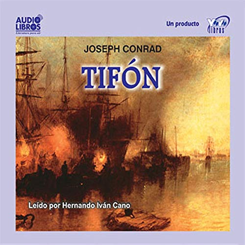 Tifon [Typhoon]  By  cover art