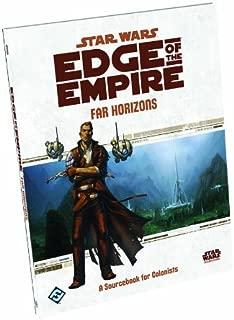 Star Wars: Edge of the Empire RPG - Far Horizons