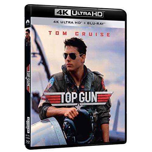 Top Gun - 4K Ultra Hd  (2 Blu Ray)