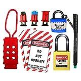 Mini Lockout Tagout Loto Kit-534 Set Of 1 Safety House Loto