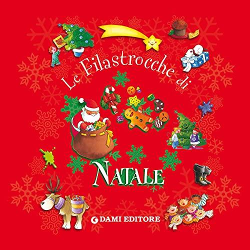 Le filastrocche di Natale copertina