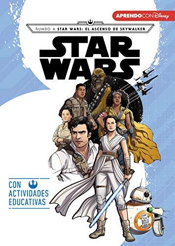 Rumbo a Star Wars: El ascenso de Skywalker (Leo, juego y aprendo con Star Wars): Con actividades educativas