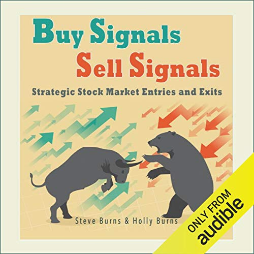 Buy Signals / Sell Signals audiobook cover art