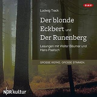 Der blonde Eckbert und Der Runenberg Titelbild