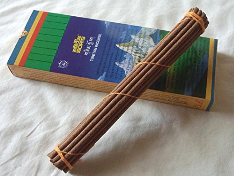 遠近法高いだらしないMen-Tsee-Khang/メンツィカンのお香-お徳用トリプル SORIG Tibetan Incense big 約20本入×3束