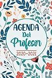 Agenda Del Profesor 2020-2021: Práctico Planificador para Docentes | Agenda del Docente