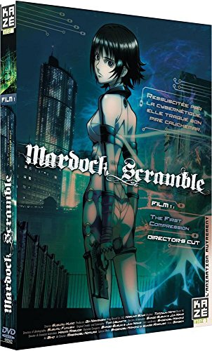 Mardock Scramble Film 1 : The First Compression [Director's Cut]