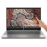 2019 Flagship HP Chromebook 15.6' IPS FHD 1080p...