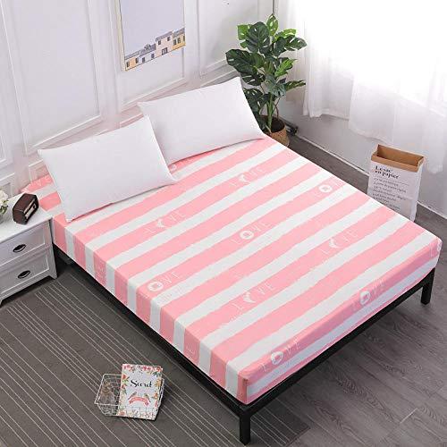 GTWOZNB Premium Microfibre Fitted Waterproof bed sheet printing and dustproof-19_183X190cm