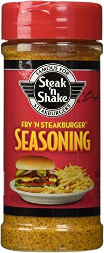 Fry N Steakburger Seasoning