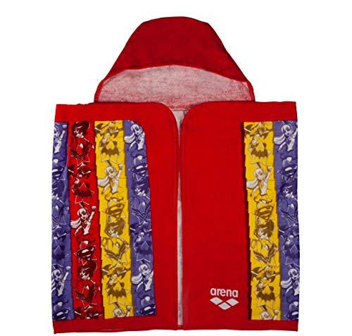 Arena Poncho con capucha unisex para niños - - Small
