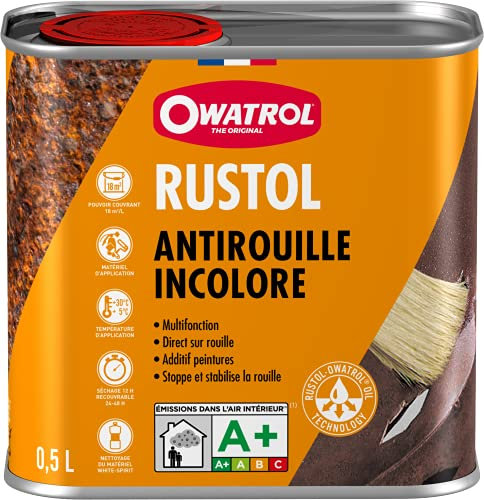 Owatrol -   - Oil - 0,5 L -