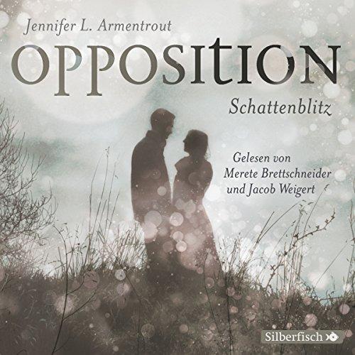 Opposition. Schattenblitz (Obsidian 5) Titelbild