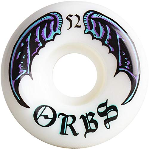 Welcome Orbs Specters Skateboard-Räder, 52 mm