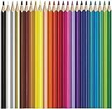 Zoom IMG-1 mappa 12 matite colorate di