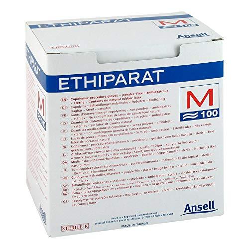 ETHIPARAT Untersuch.Handsch.ster.mittel M45 100 St